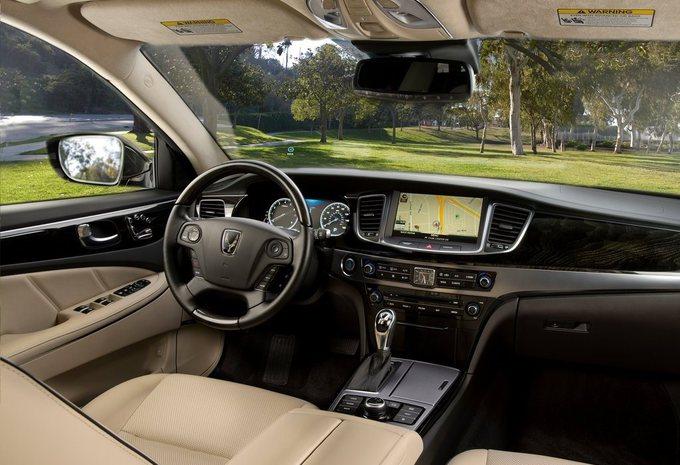 Hyundai Equus #4