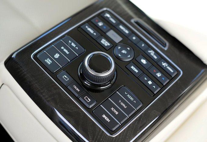 Hyundai Equus #6