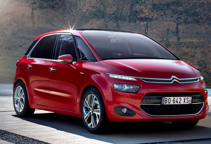 Citroën C4 Picasso #10