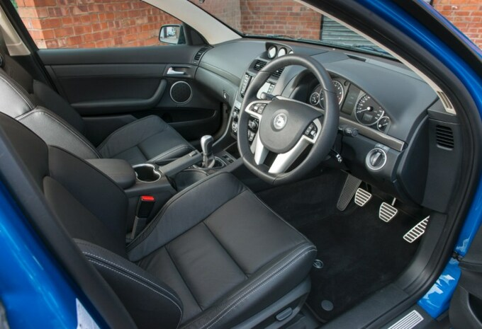 Vauxhall VXR8 Tourer #4