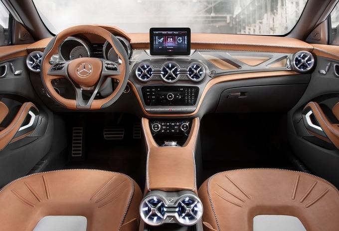 Mercedes GLA #2