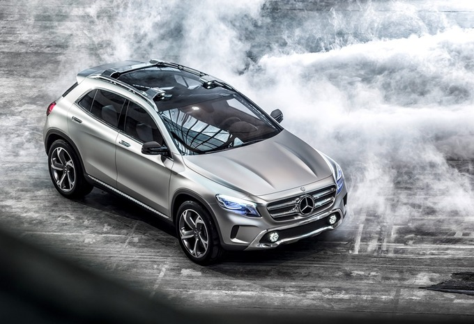 Mercedes GLA #6