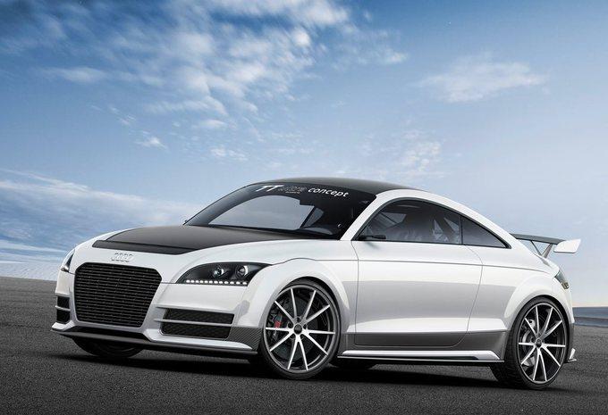 Audi TT Ultra Quattro #1