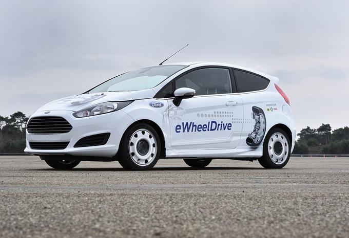 Ford eWheelDrive #1