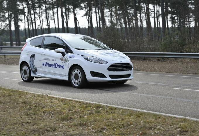 Ford eWheelDrive #11