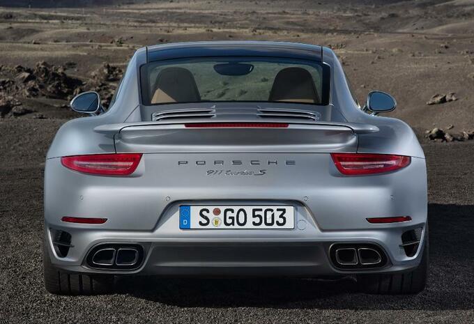 Porsche 911 Turbo en Turbo S #6