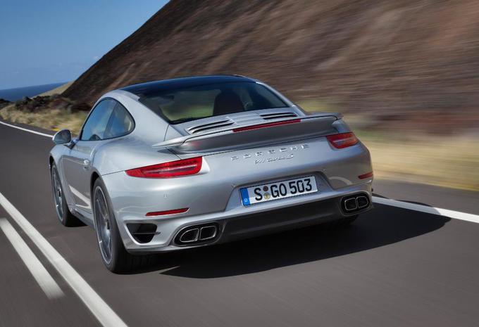 Porsche 911 Turbo en Turbo S #7