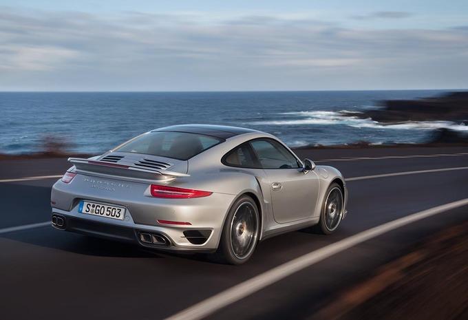 Porsche 911 Turbo en Turbo S #9