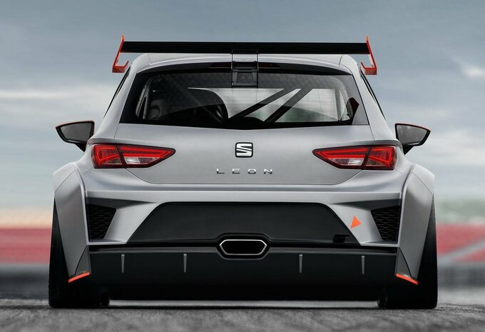 Seat Leon Cup Racer Concept #5