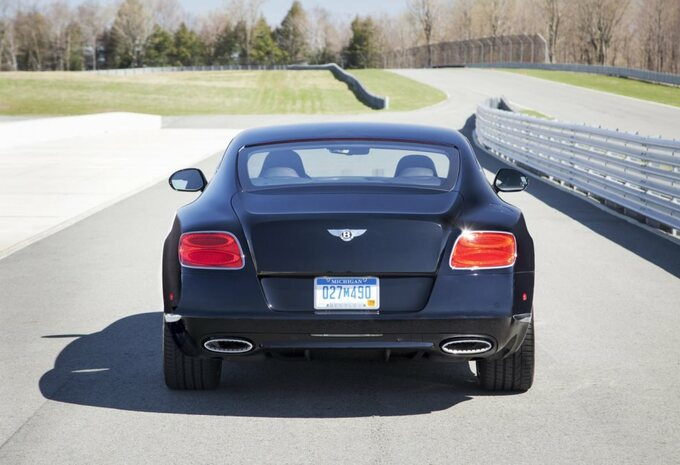 Bentley Continental en Mulsanne Le Mans #2