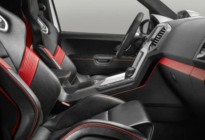 Volkswagen Amarok Power-Pickup #4