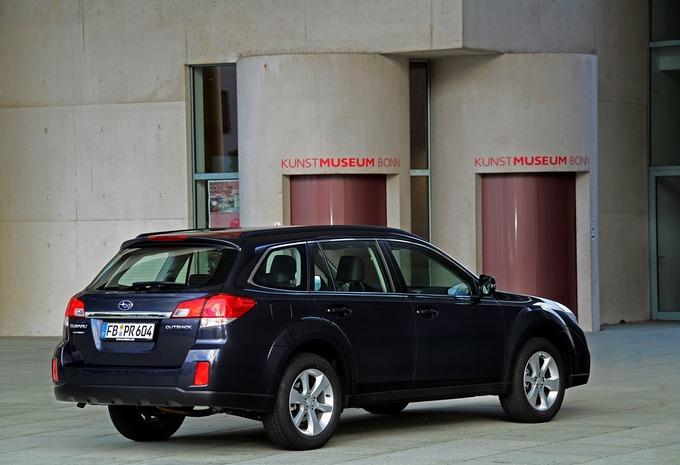 Subaru Outback #2
