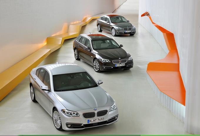 BMW 5-Reeks en M5 #1