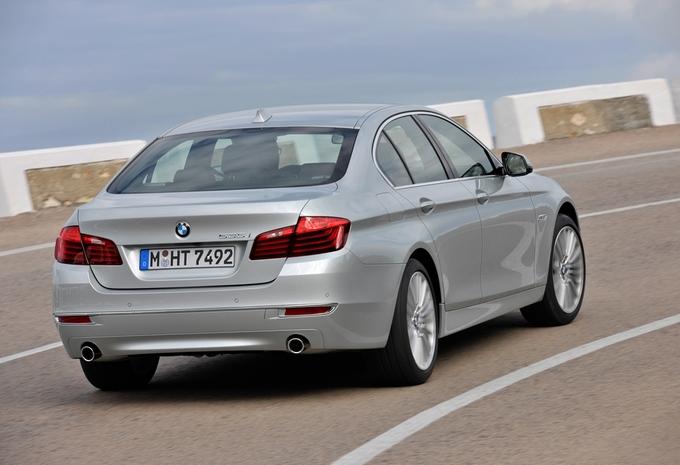 BMW Série 5 et M5 #4