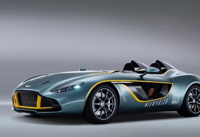 Aston Martin CC100 Speedster Concept #1