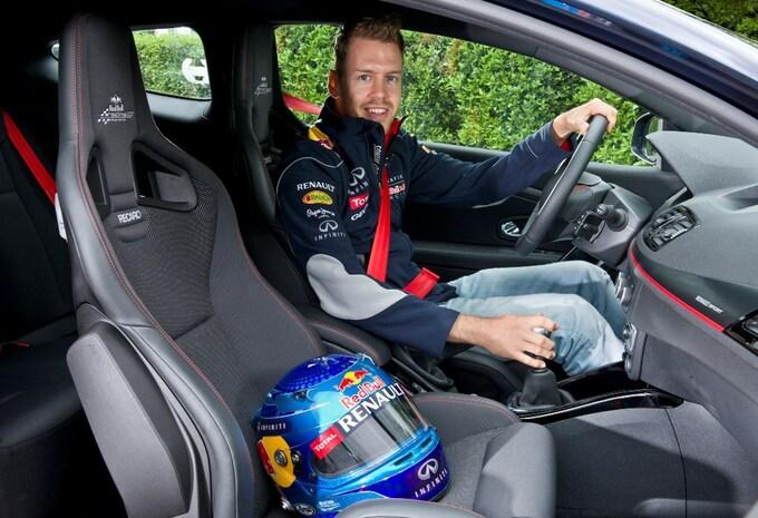 Renault Mégane RS Red Bull Racing RB8 #4