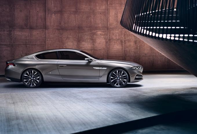 BMW Pininfarina Gran Lusso Coupé #4