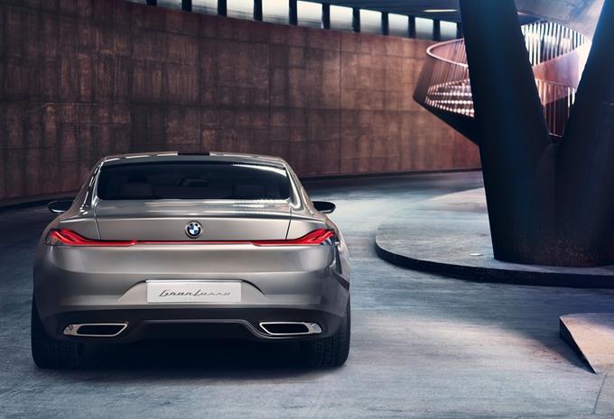 BMW Pininfarina Gran Lusso Coupé #5