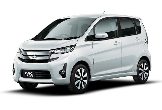 foto's mitsubishi ek wagon en ek custom - autogids