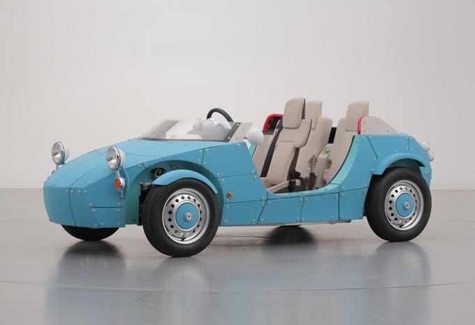 Toyota Camatte57s #1