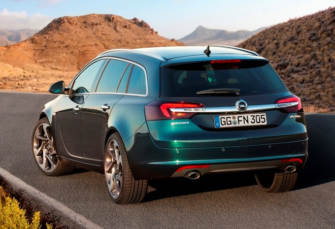 Opel Insignia #6