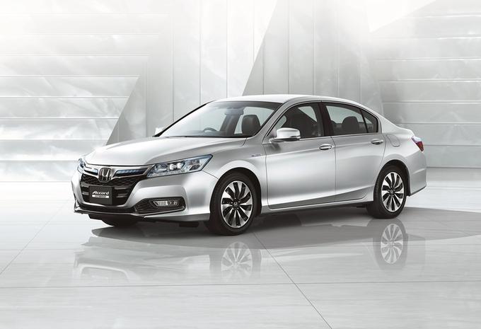 Honda Accord Hybrid voor Japan #1