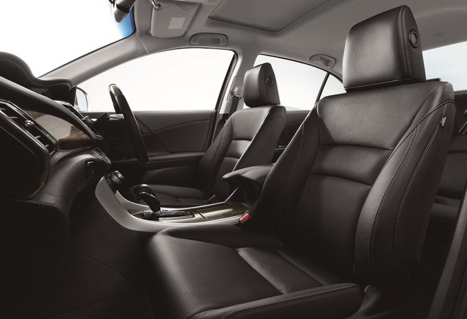 Honda Accord Hybrid voor Japan #3