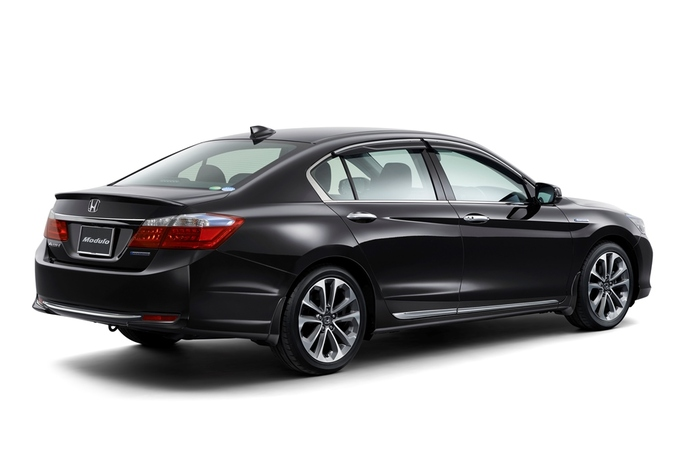 Honda Accord Hybrid voor Japan #6