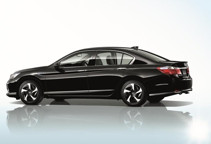 Honda Accord Hybrid voor Japan #7