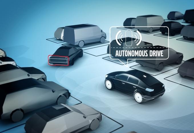 Autonoom parkerende Volvo's #5