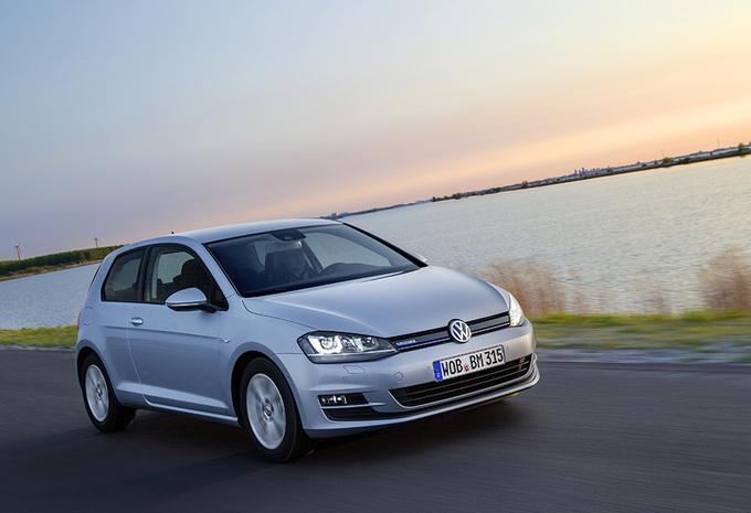 Volkswagen Golf TDI BlueMotion #1
