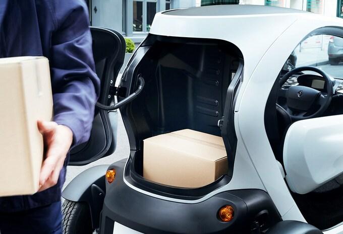 Renault Twizy Cargo #3