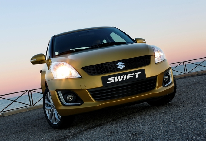 Suzuki Swift #4