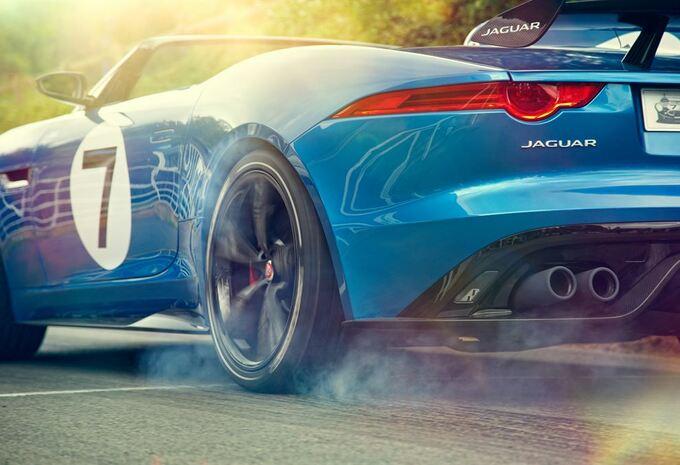 Jaguar Project 7 #6