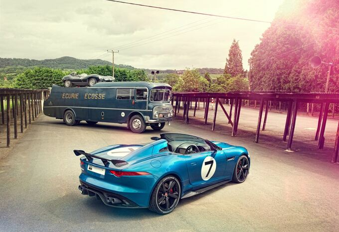 Jaguar Project 7 #9
