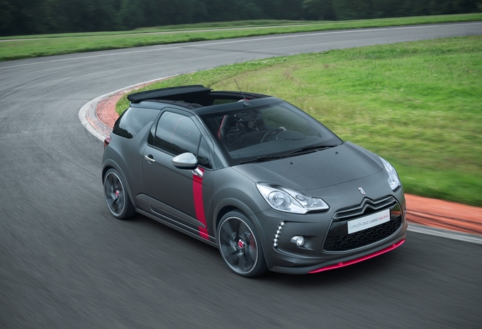 Citroën DS3 Cabrio Racing #1