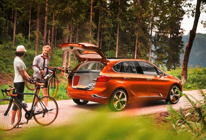 BMW Active Tourer Outdoor #5