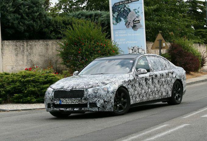 Future BMW Série 7 en Provence #1