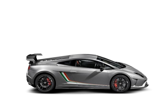 Lamborghini Gallardo LP 570-4 Squadra Corse #3