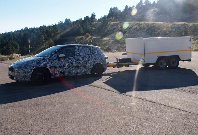 BMW camouflée capturée au Ventoux #1