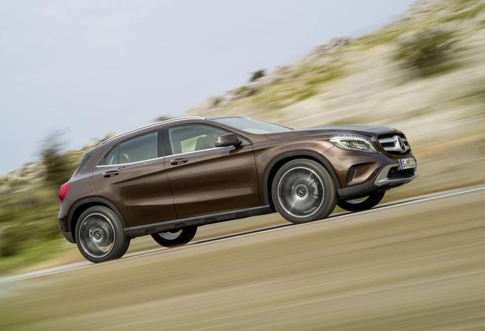 Mercedes GLA #12
