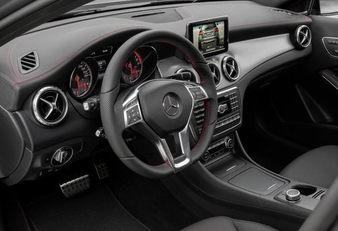 Mercedes GLA #8
