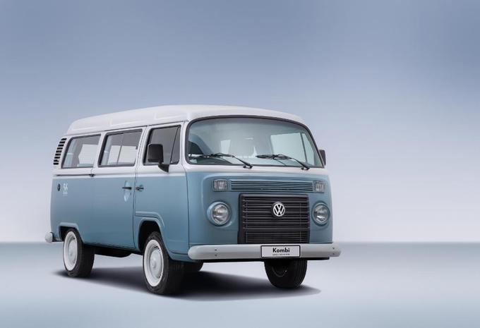 Volkswagen Kombi Last Edition #1