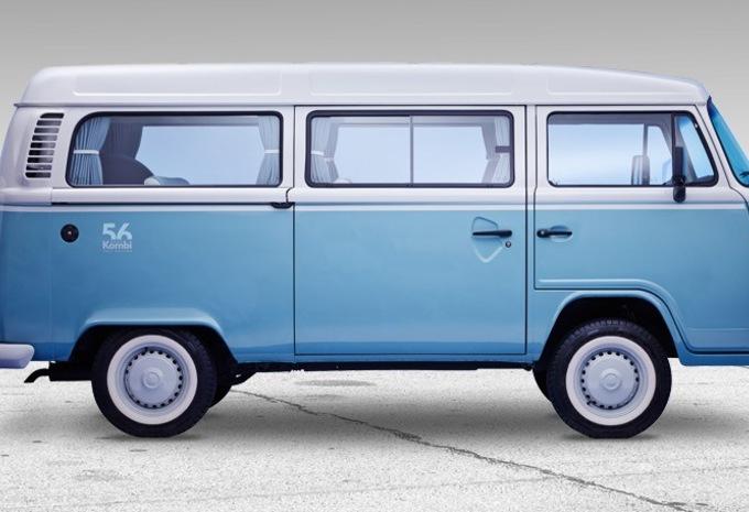 Volkswagen Kombi Last Edition #4