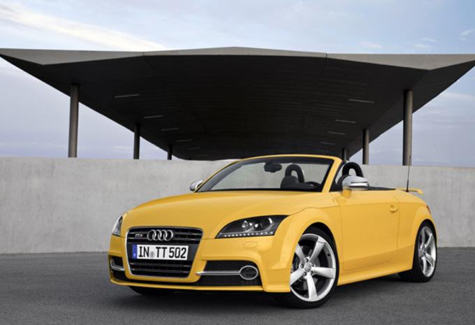 Audi TTS Competition #3