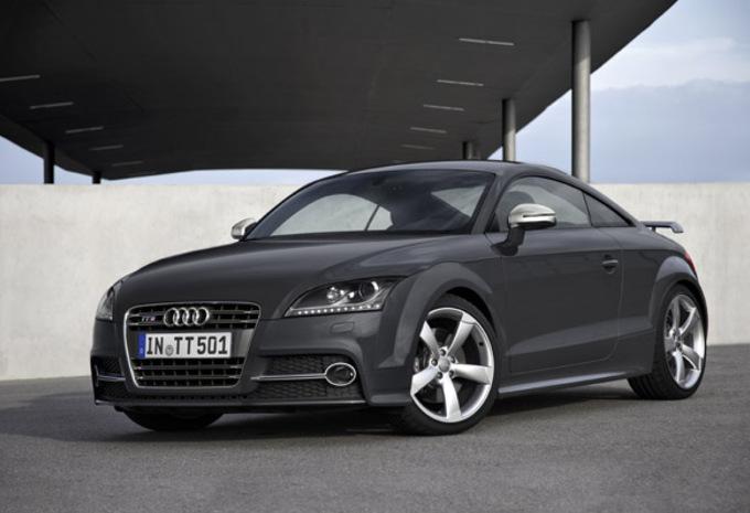 Audi TTS Competition #6