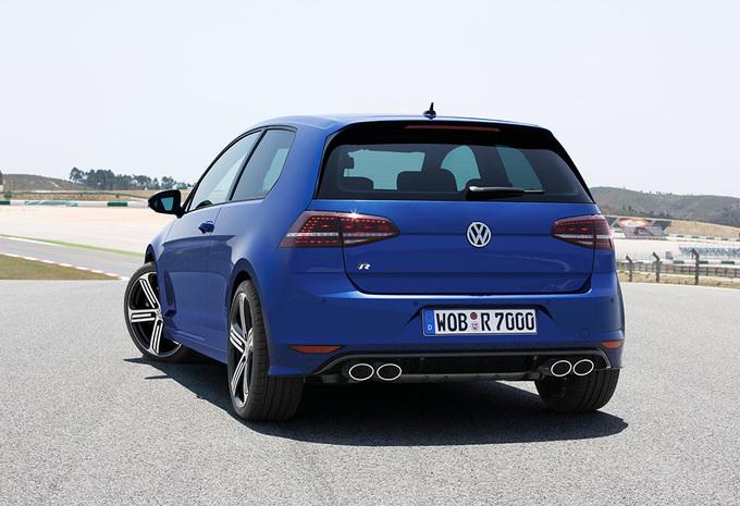 Volkswagen Golf R #2