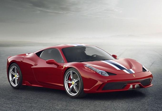 Ferrari 458 Speciale #1