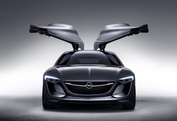 Opel Monza Concept #5