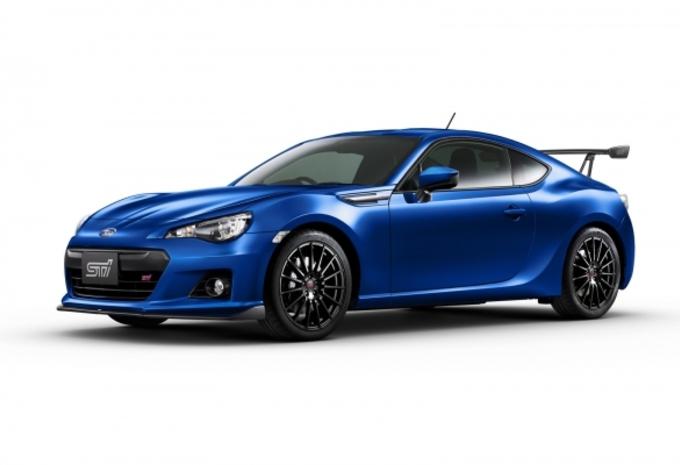Subaru BRZ tS #1
